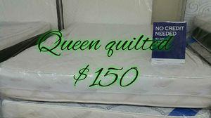 Queen Quilted set $150 for Sale in Alexandria, VA