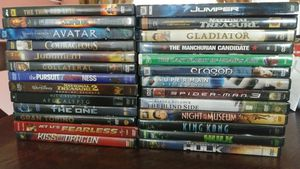 DVD Movies Assortment $2 EACH for Sale in Orlando, FL