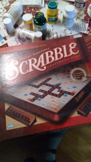 Scrabble games and Scrabble dictionary for Sale in Hyattsville, MD