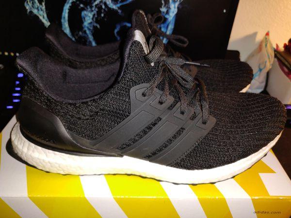 130ad7d5fea adidas Ultra Boost 4.0 Core Black Size 9 Mens for Sale in Hacienda ...