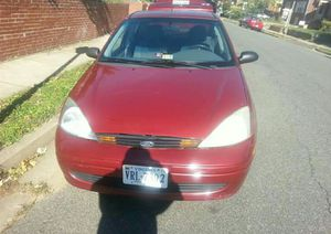 2001 Ford Focus 2.0L for Sale in Alexandria, VA