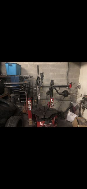 Ranger touch less tire machine with snap on balancer combo for sale! for Sale in White Plains, MD