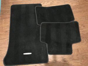 GENUINE MERCEDES BENZ BLACK FLOOR MATS for Sale in Manassas, VA