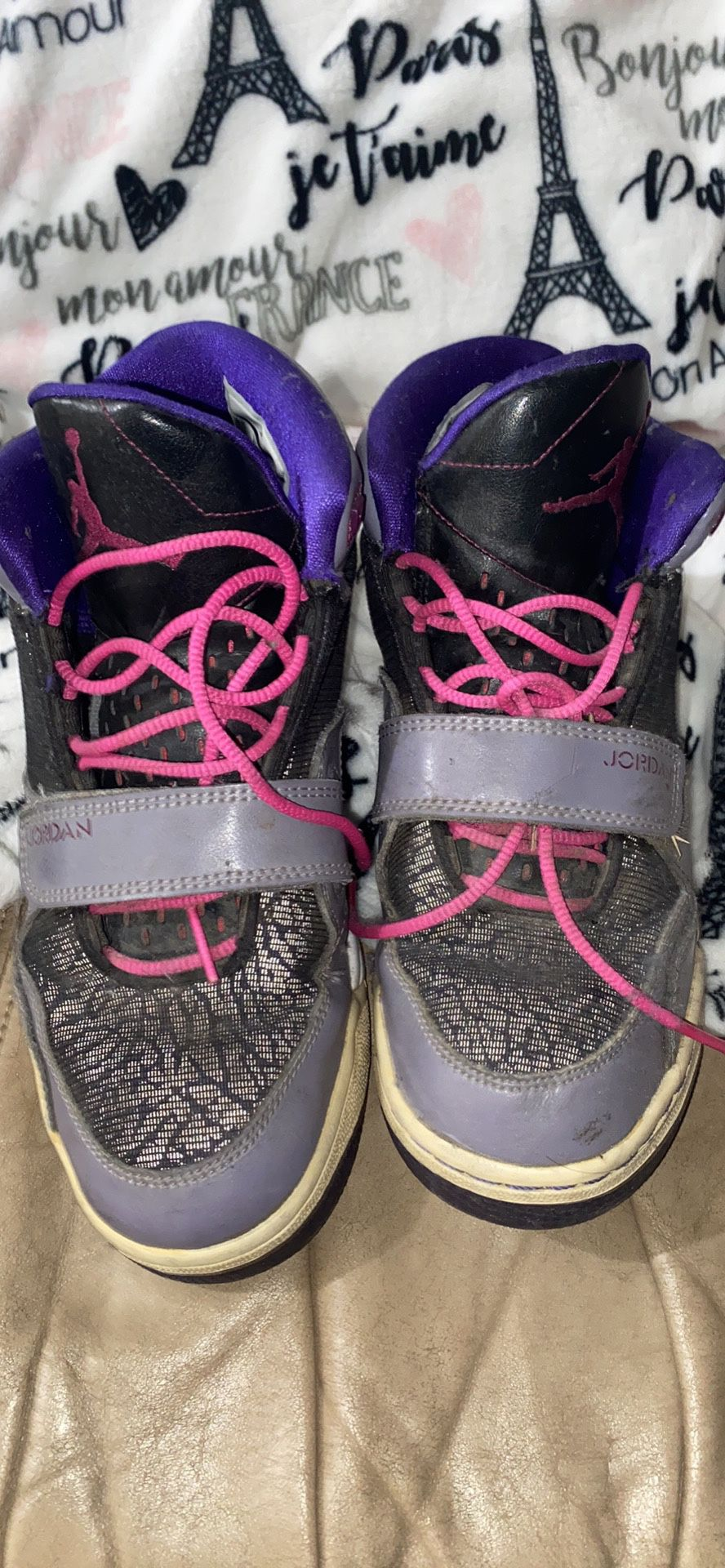 Jordan shoes size 7