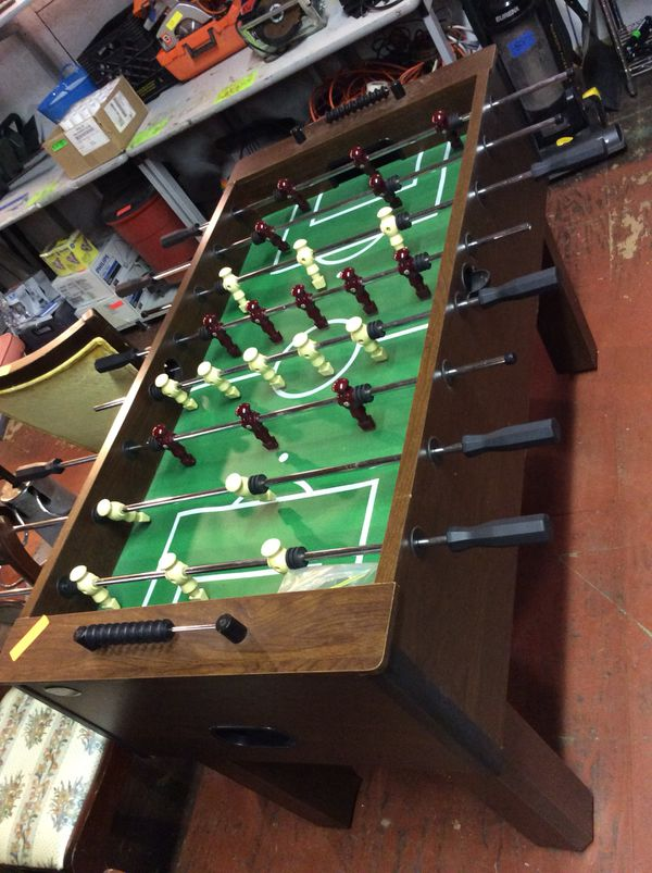 Gamepower Sports Foosball Table For Sale In Bellingham MA OfferUp - Gamepower foosball table