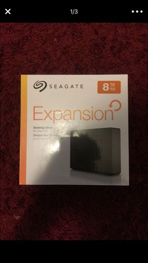 desktop drive 8TB Brand new for Sale in Winter Park, FL