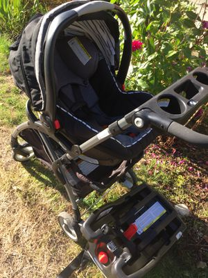 Graco click connect car seat and click connect stroller. for Sale in Burien, WA