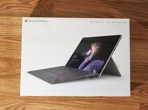 New Microsoft Surface Pro 1796 with keyboard for Sale in Chantilly, VA