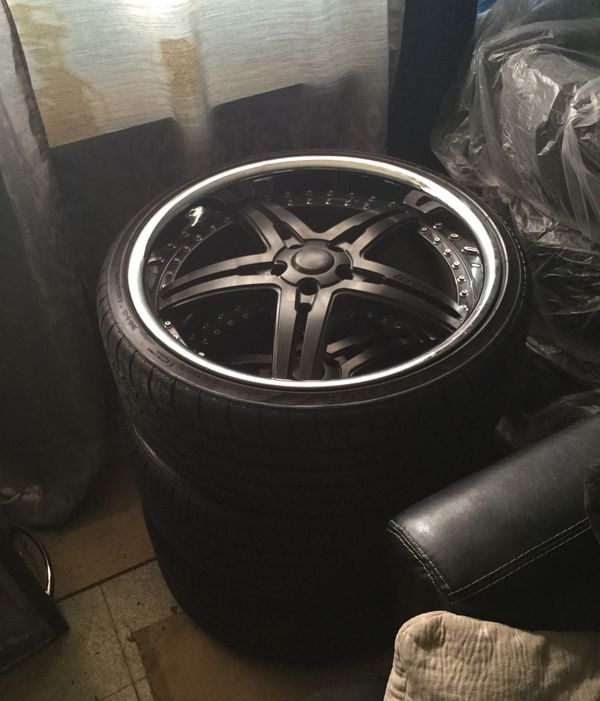 22 Inch Rims For Sale In EASTAMPTN Township, NJ