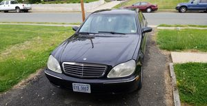 Wrecked mercedes benz s430 for Sale in Gainesville, VA