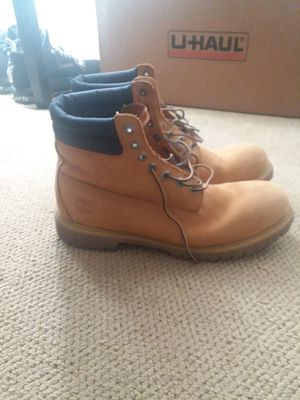 New and Used Timberland boots for Sale in Apple Valley, CA