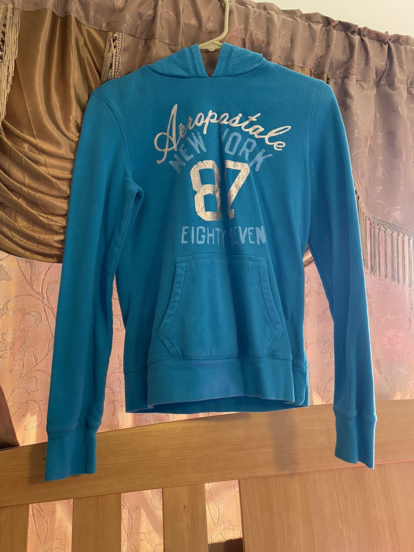 Aueropostale Sweater Blue Size M $10