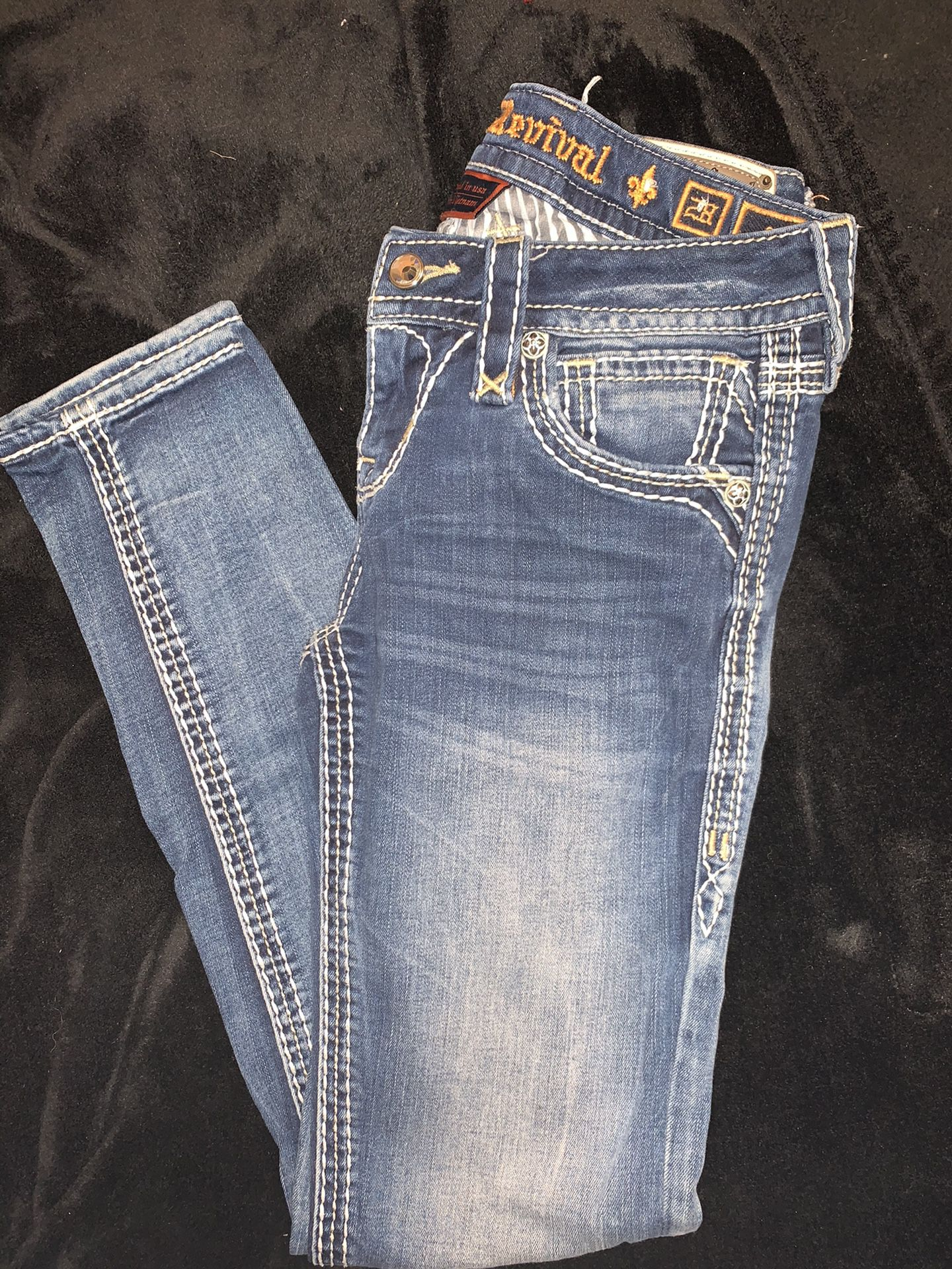 "Rock Revival ""codee"" Skinny jeans. Size 28."