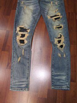 Mike amiri jeans size 34 Thumbnail