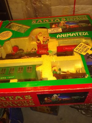 Remote control train set for Sale in Alexandria, VA