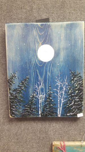 Moonlight on a board for Sale in Burns, KS