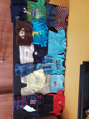 Photo Baby boy clothes 3 months