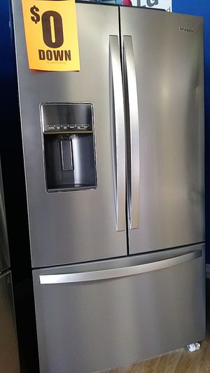 Photo Appliances in payments!📢 Ask 4 NATALY 4 a DISCOUNT! NO credit needed! 0-39$ DOWN! Visit us 908 e Holt ave Pomona/1709 highland ave San Bernardino