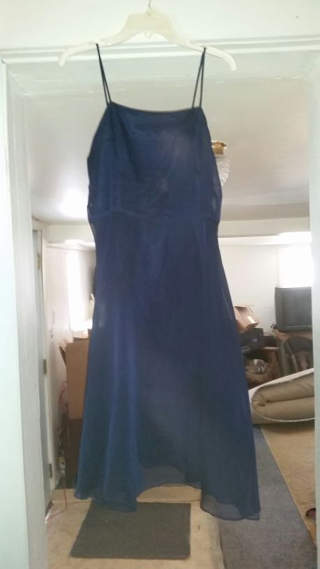 Alyn Paige Navy Blue Dress For Sale In Lansing Mi Offerup
