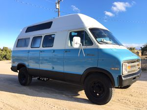 Photo 1975 dodge van camper tradesman b300 EXCELLENT