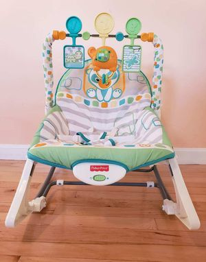 Photo Fisher Price Infant-to-Toddler Rocker