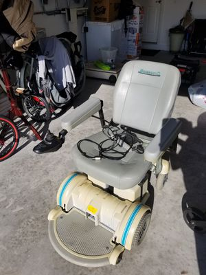 Electric wheelchair👌👍 for Sale in Kissimmee, FL