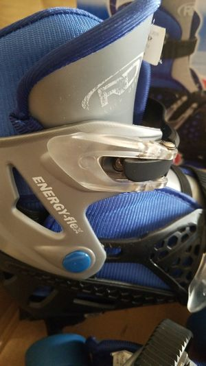 BN Roller Derby skates and pads for Sale in Sewell, NJ