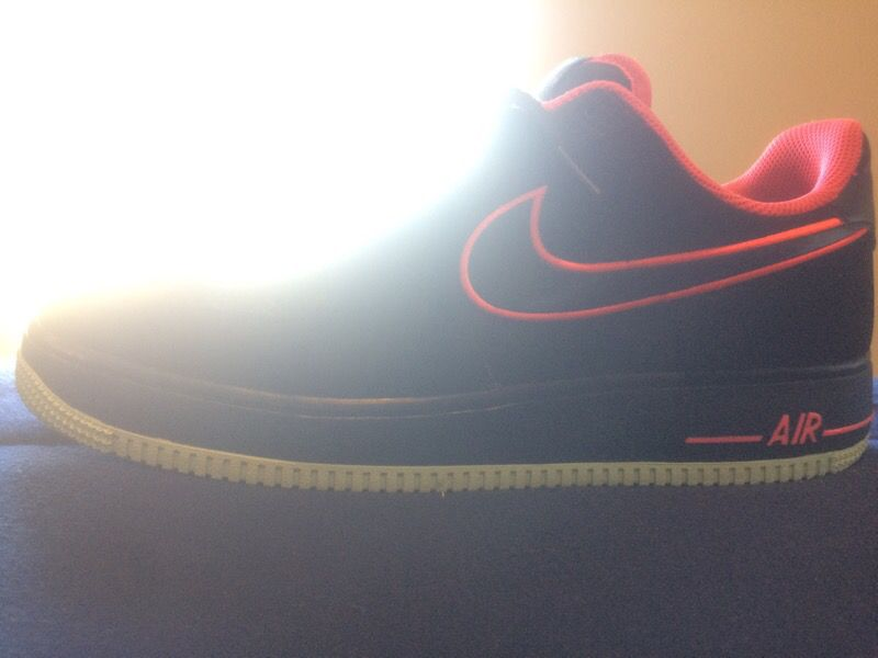 Yeezy Air Force 1s
