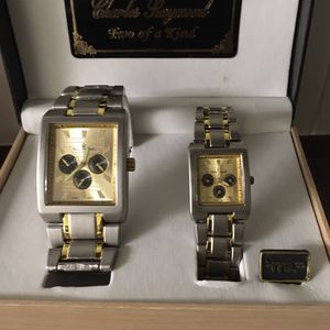 Charles Raymond watches (two of a kind) for Sale in Gaithersburg, MD