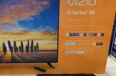 "Vizio 50"" smart tv ! Liquidation event !! 🙏👌👍🙏👌🙏👍 K Thumbnail"