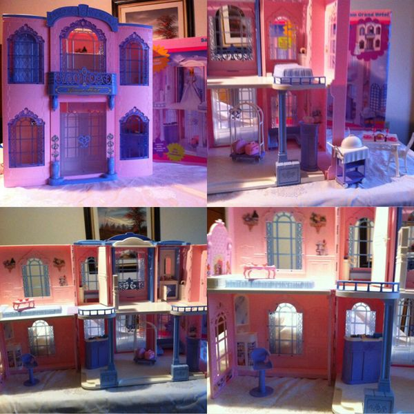 Barbie Grand Hotel For Sale In Tacoma Wa Offerup