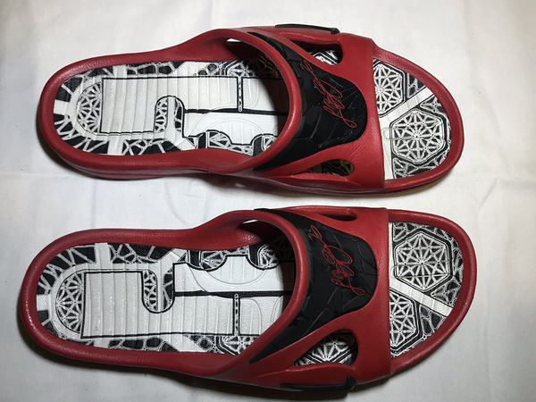 32afe087415e lebron james nike slides limited edition for Sale in San Jose
