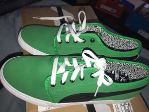 2d593b3d3c05 Puma shoes size 11 brand new suede for Sale in Des Moines