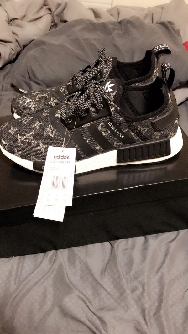 b25d23309ff73 Adidas Nmd Louis Vuitton men shoes for Sale in Mesa