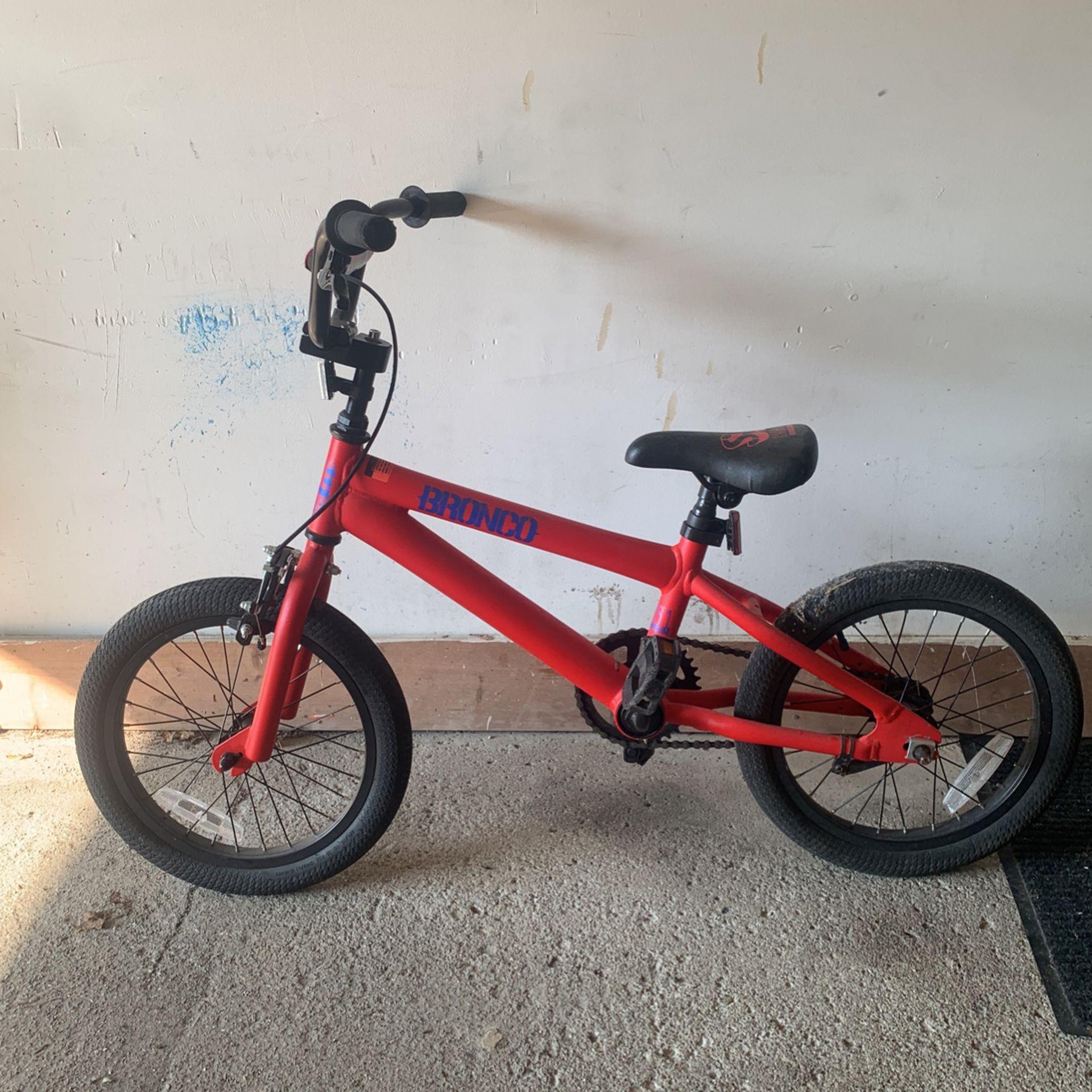 Little Kids SE Racing Bmx Bike
