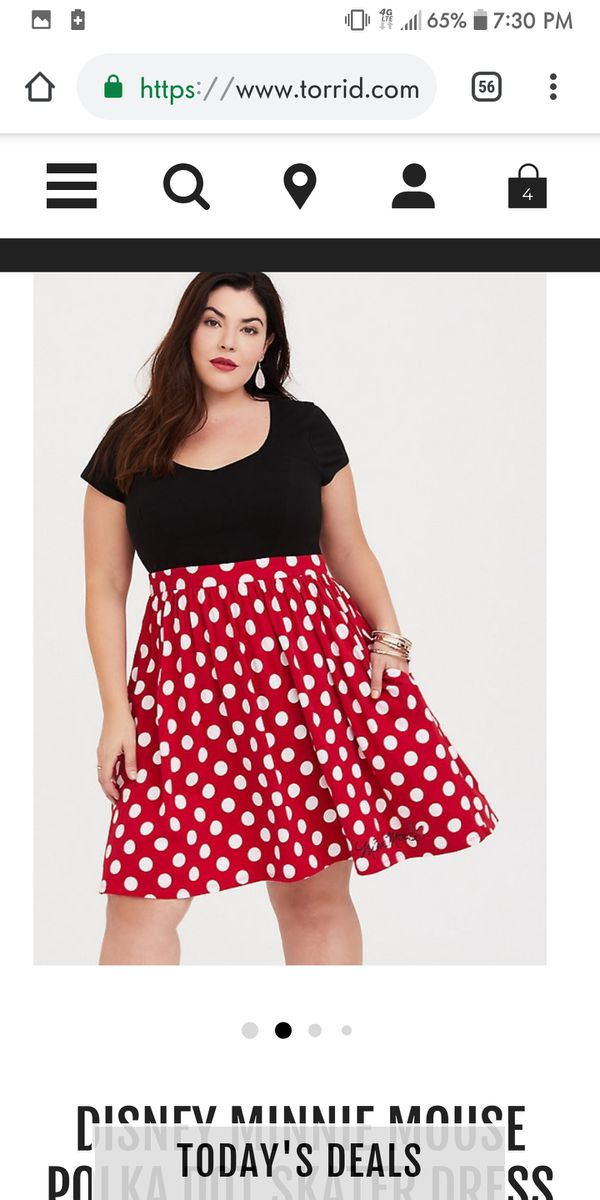 Plus Size Minnie Mouse Costume for Sale in Kailua, HI - OfferUp