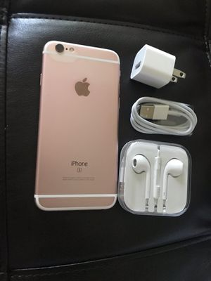 Unlocked iPhone 6s, excellent condition for Sale in Falls Church, VA