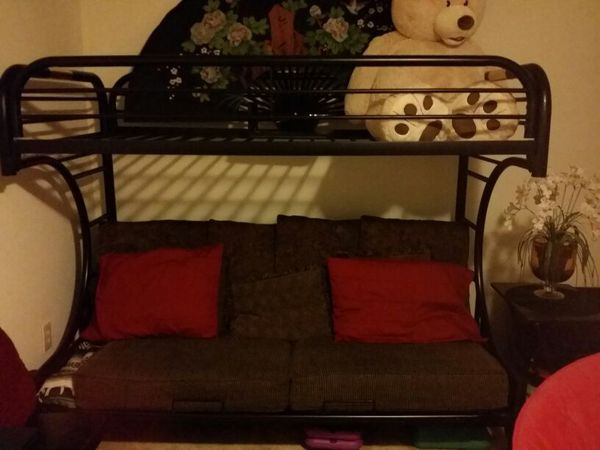 Double Decker Futon Frame For Sale In Columbia Md Offerup