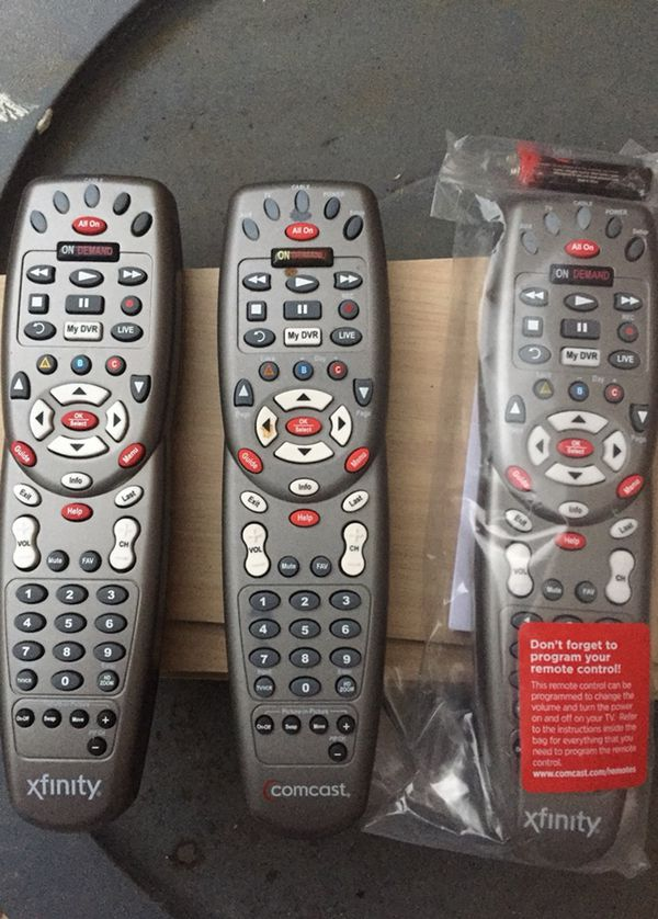 Comcast/xfinity remote control for Sale in Greenacres, FL - OfferUp
