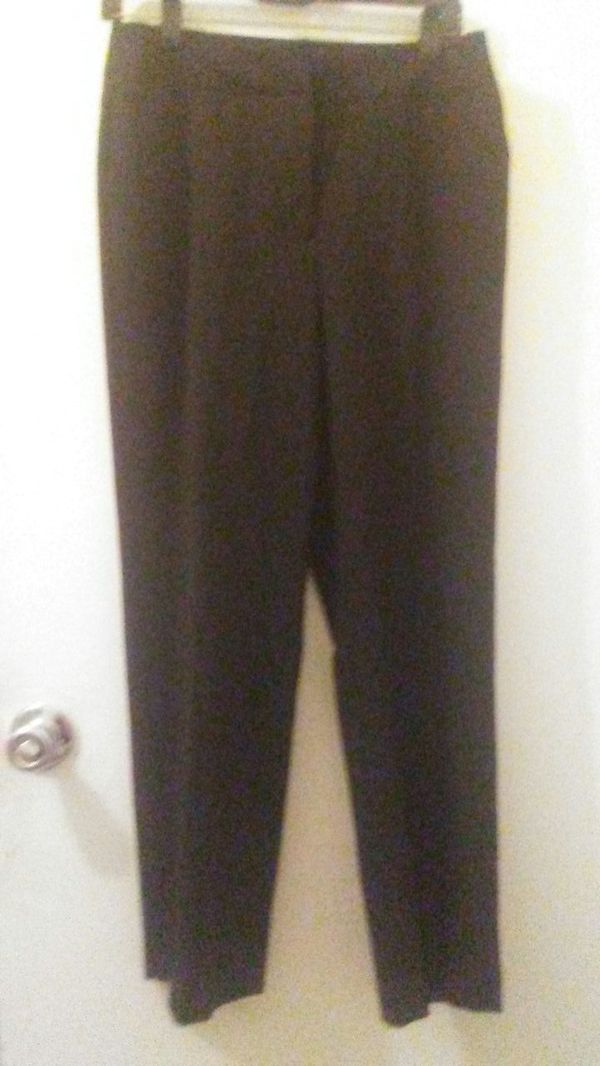 Petite Size 8 Black Dress Pants For Sale In Globe Az Offerup