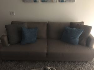 Like New Gray Sofa from Ana Furniture for Sale in San Francisco, CA