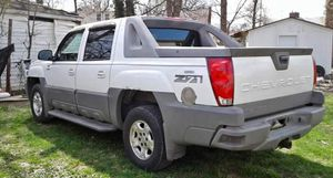 CHEVROLET AVALANCHE 2002 for Sale in Waldorf, MD