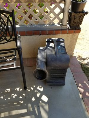 the black box air plus blower for Sale in March Air Reserve Base, CA