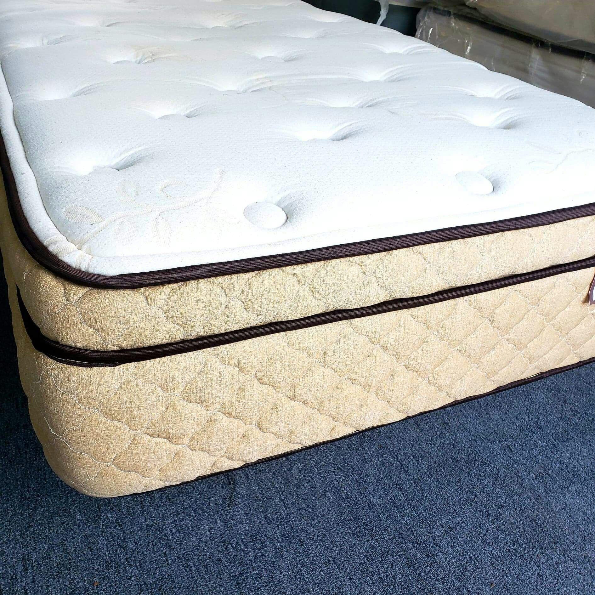 Colchón tamaño twin pillowtop