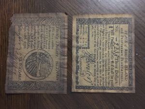 1780 old currencies for Sale in Branford, CT