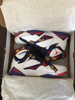 2015 Jordan None But Net 7s / Adidas EQT ADV Support for Sale in Mount Oliver, PA