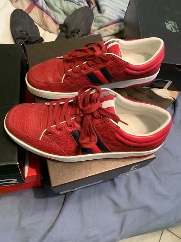 4f389af711e Gucci red Ronnie low top for Sale in Woodland