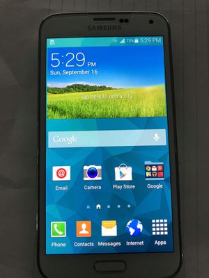 Samsung galaxy s5 for sprint for Sale in Washington, DC