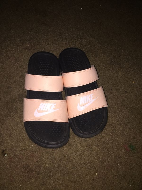 best sneakers 54f54 bd5e4 Two Strap Nike Sandals for Sale in Kansas City, MO - OfferUp