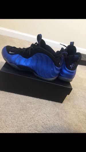 Blue foams Size 10 NEW for Sale in Olney, MD